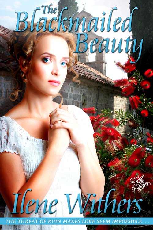 Blackmailed Beauty Cover